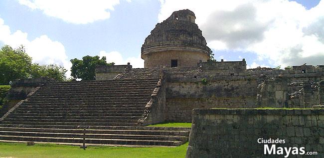 Chichen itz maravilla del mundo ciudades mayas for Las construcciones de los mayas