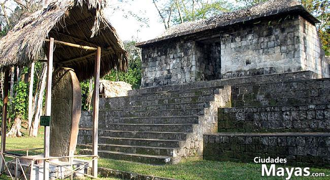 Ceibal en Petén