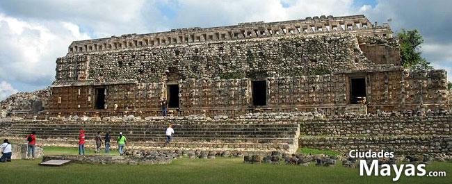 Kab h en yucat n ciudades mayas turismo y viajes por for Las construcciones de los mayas