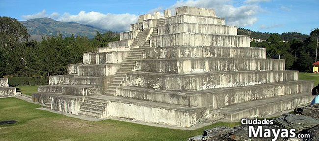 Zaculeu en Huehuetenango