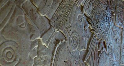 Reyes y reinas mayas