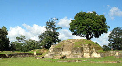 Iximché in Tecpán