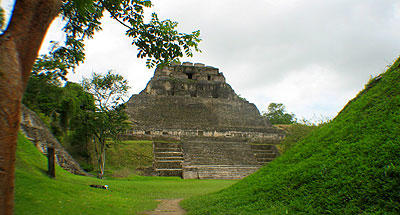 Xunantunich in Belize