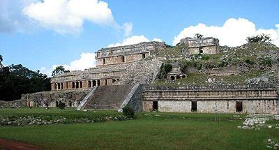 Sayil in Yucatán