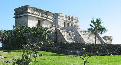 Tulum in Quintana Roo