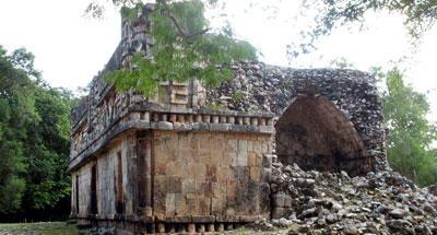 Xlapak ruins