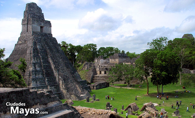 Tikal City of Voices