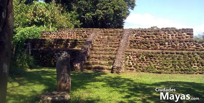 chiapas, sitio arqueológico