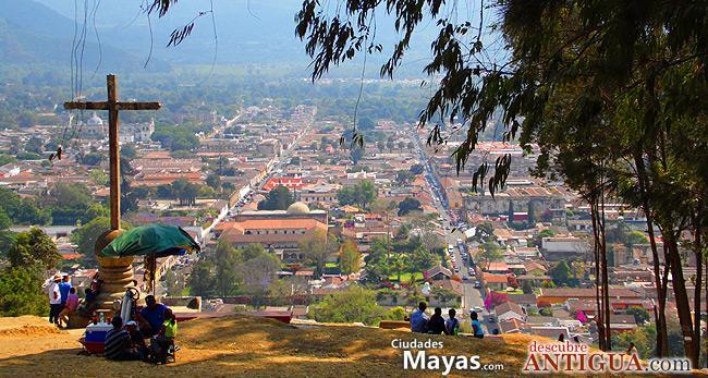 La Antigua Guatemala, ciudad colonial Patrimonio de la Humanidad