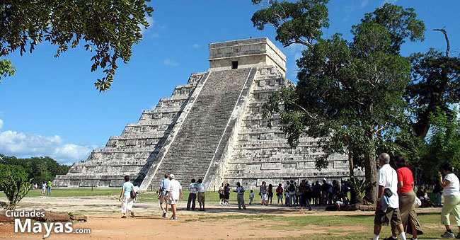 Chichen Itzá maya site