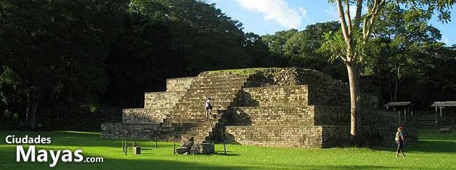 Copán en Honduras