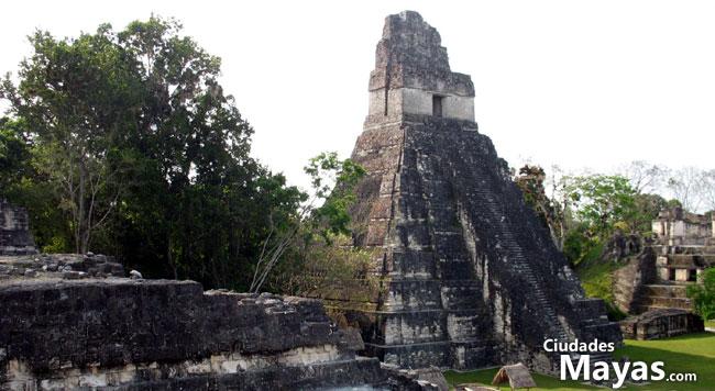 Guatemala como centro de la cultura Maya