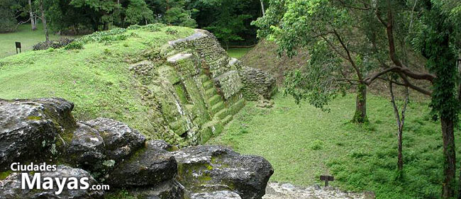 Uaxactún en Petén