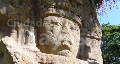 Quiriguá maya site
