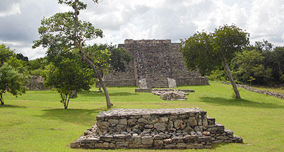Mayapán maya city
