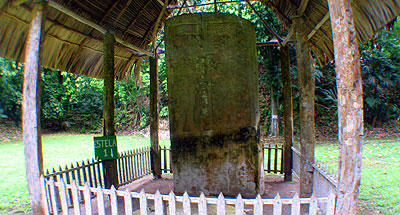 Sitio arqueológico Ixkún