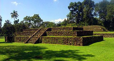 Izapa, ciudad maya en el Estado de Chiapas